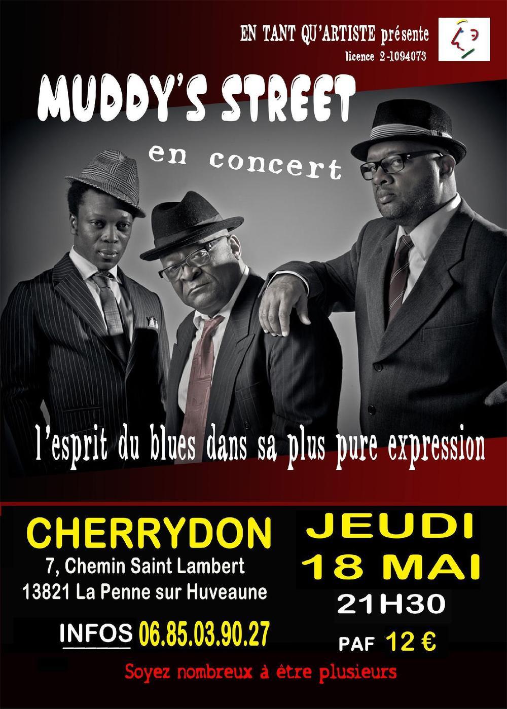 Muddy's Street Cherrydon